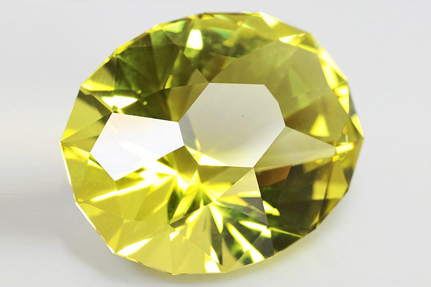 Обновление ассортимента камней - лимонный кварц